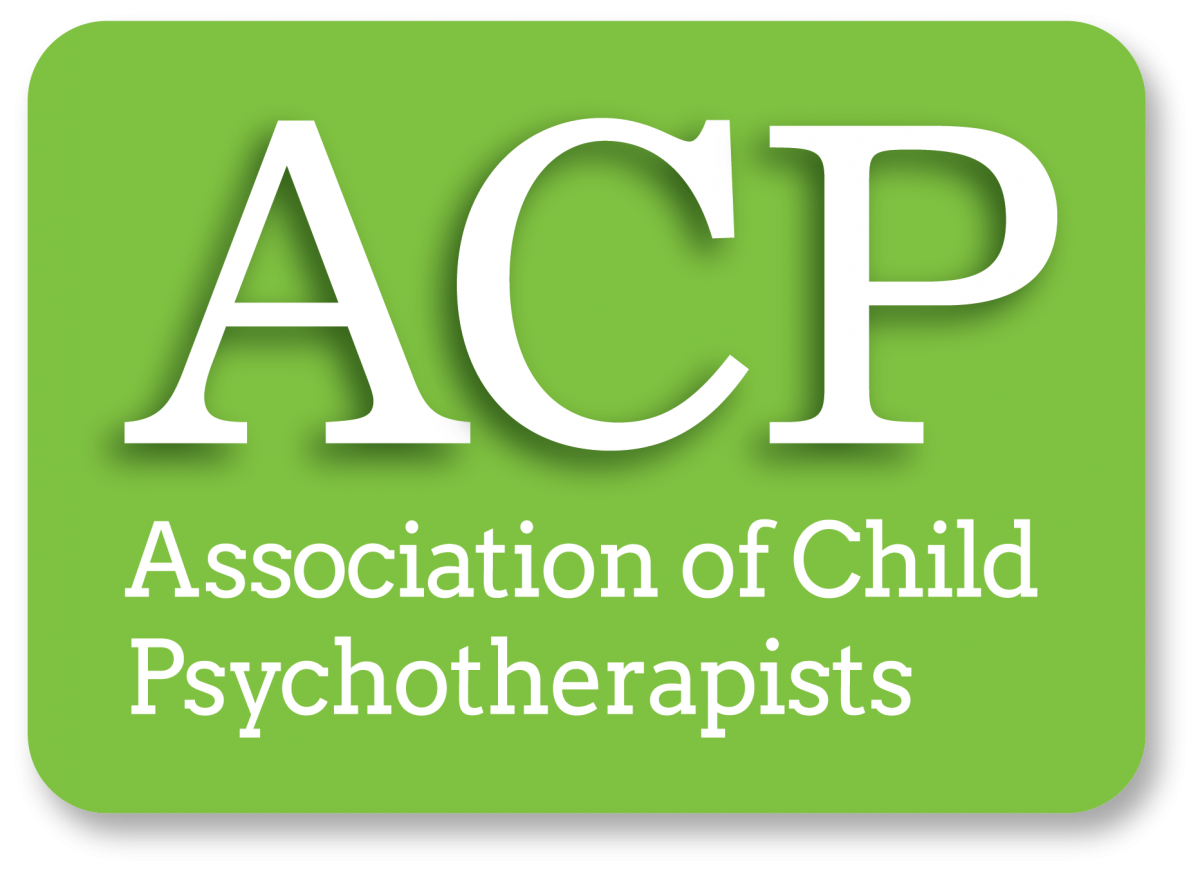 Logo Association of Child Psychotherapists (ACP), sumber : childpsychotherapy.org.uk